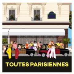 Various Artists – Toutes parisiennes (2021)