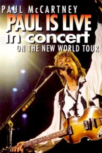 Paul McCartney – Paul is Live in Concert on The New World Tour