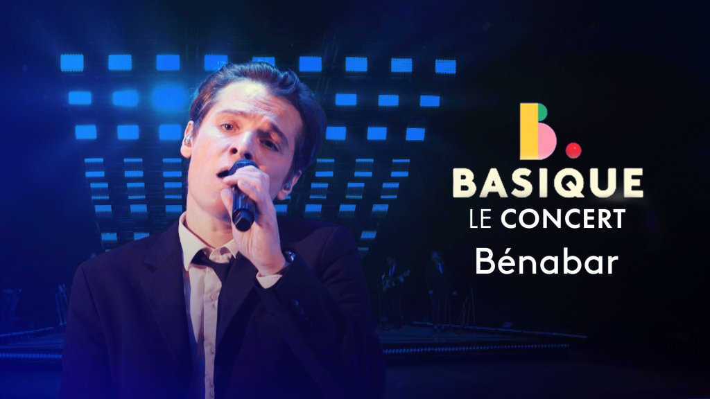 Benabar – Basique le concert