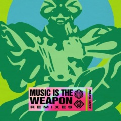 Major Lazer - Music Is the Weapon (Remixes)