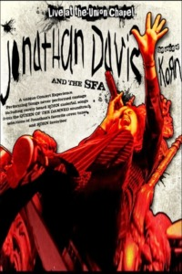 Jonathan Davis and the SFA : Live at The Union Chapel