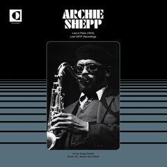 Archie Shepp – Live in Paris 1974