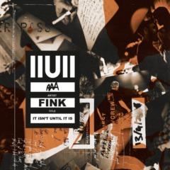 """Fink - IIUII (""""It Isn't Until It Is"""")"""