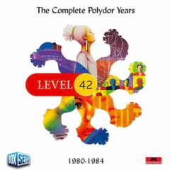 Level 42 - The Complete Polydor Years 1980-1984 - BOX SET (10CDs)