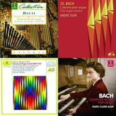 Various Artists – Bach Toccata (2021)