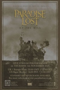 Paradise Lost: At The Mill