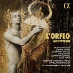Cappella Mediterranea - Monteverdi: L'Orfeo
