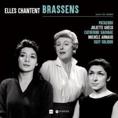 VA - Elles Chantent Brassens