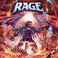 Rage - Jour de la résurrection