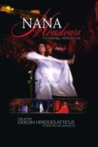 Nana Mouskouri – The Farewell World Tour
