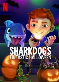 Toukin, le chien-requin : Squalloween !